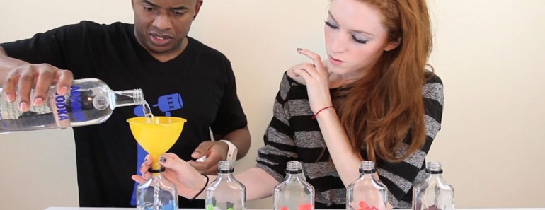Video Showing How To Make Your Jolly Rancher Vodka