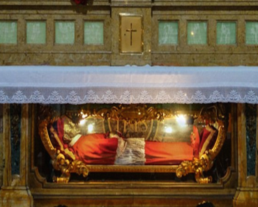 Incorruptibles Of The Roman Catholic Church