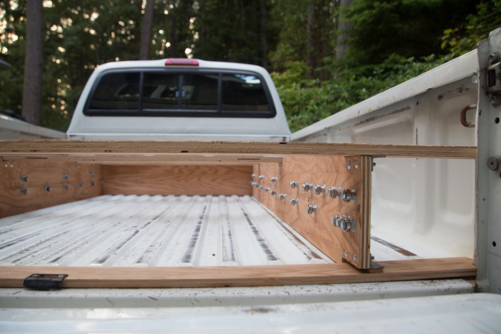 What This Guy Put In The Back Of His Truck Made Me So Jealous. This Is Genius